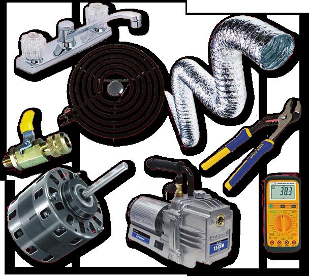 Distribution Group Serving the Appliance, HVAC, Motors